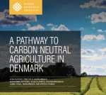 A Pathway to Carbon Neutral Agriculture in Denmark