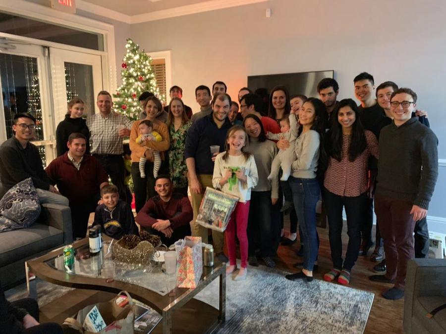 Holiday party 2018 2