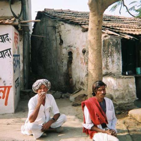 Village life in Udaipur District