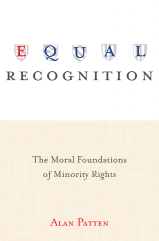 equal recognition book cover