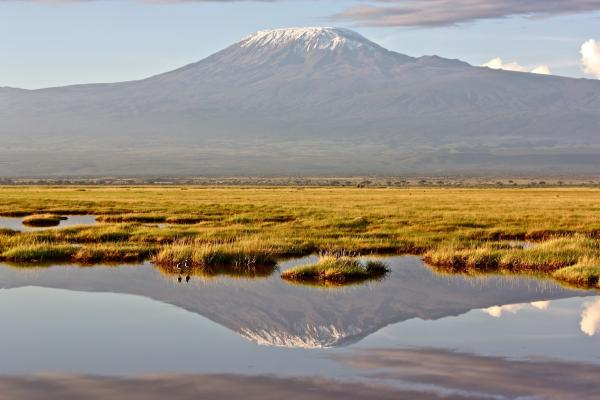 Mt. Kilimanjaro, Amboseli National Park