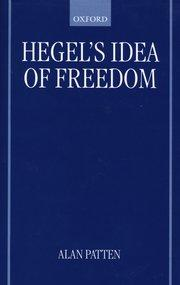 hegel book cover