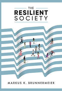 the resilient society book cover