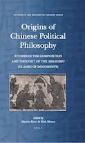 Origins of Chinese Political Philosophy
