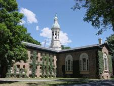 Nassau Hall building