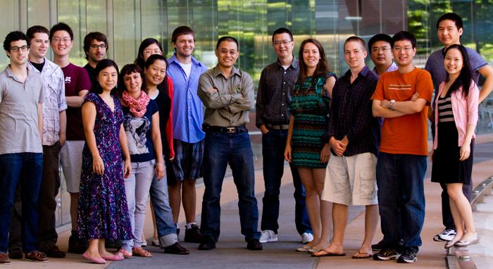 Kang Lab group