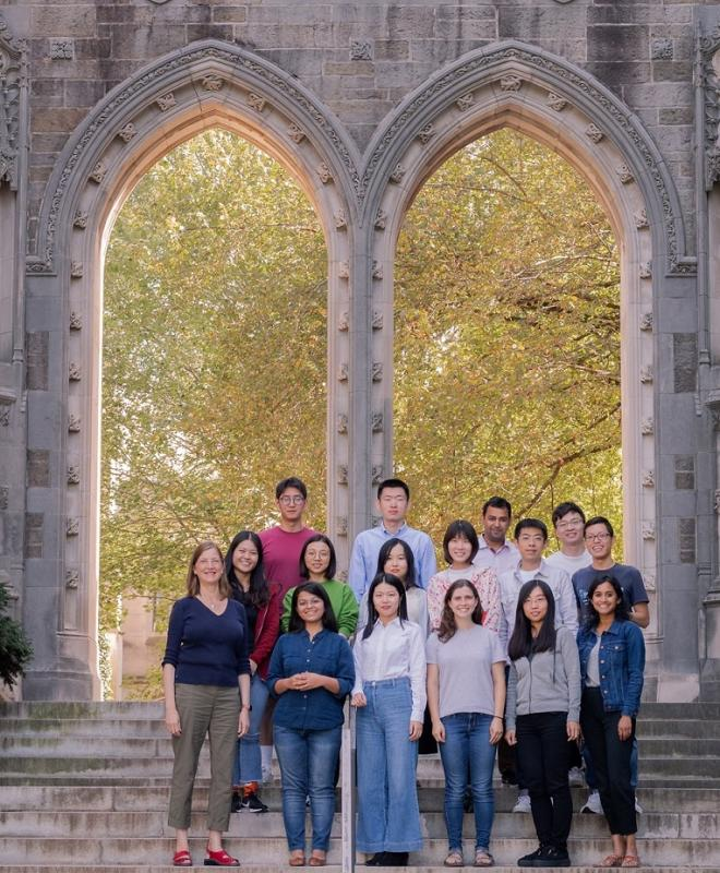 mauzerall research group 2019