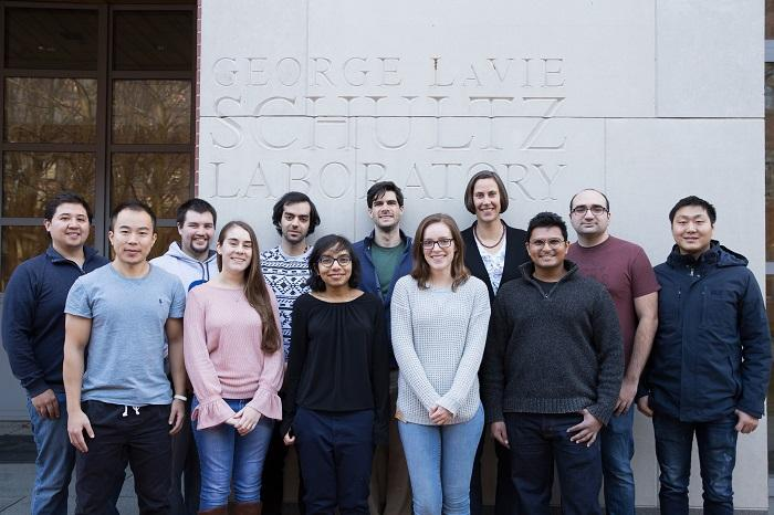 Petry Lab Group Photo