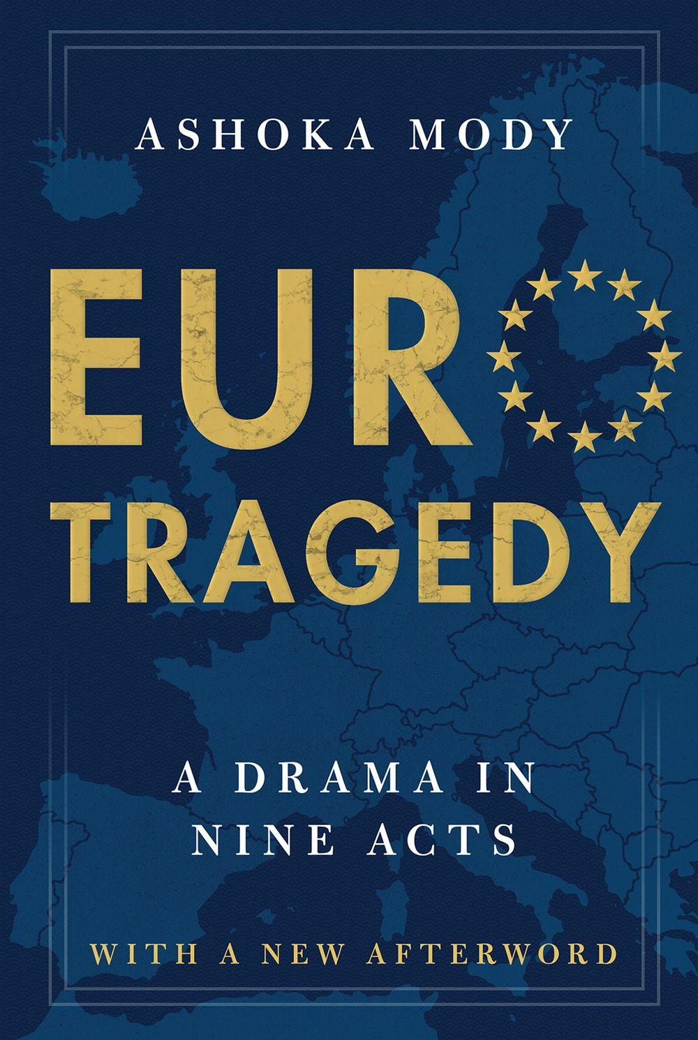 EuroTragedy Book Cover