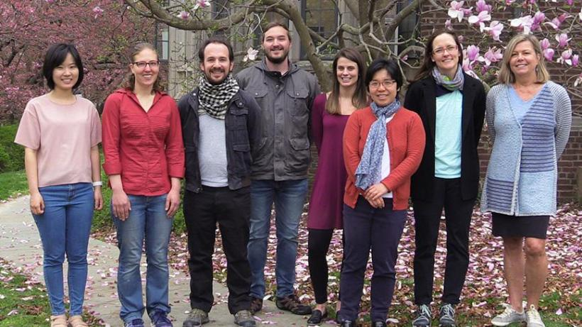 Zhang Lab Group Photo