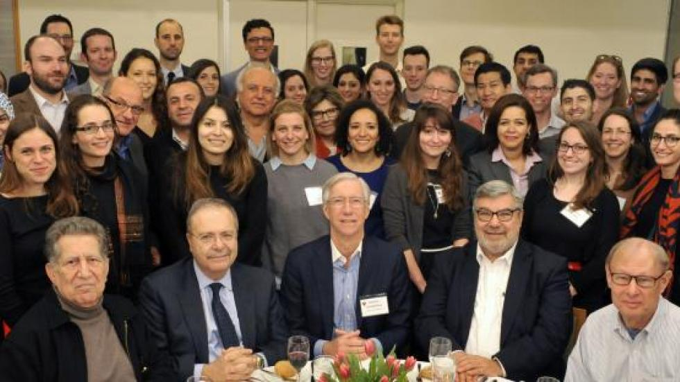 The Mamdouha S. Bobst Center and AUB work together on issues of social justice